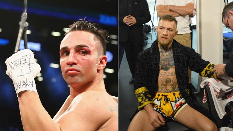 Paulie Malignaggi Challenges Conor McGregor To A Bare Knuckle Fight
