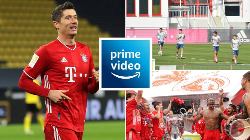 Bayern Munich Latest Team To Get Behind The Scenes Documentary
