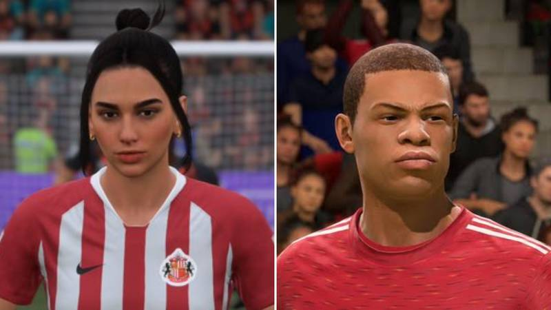 Dua Lipa Is Coming To FIFA 21 And She Somehow Looks Better Than Mason Greenwood