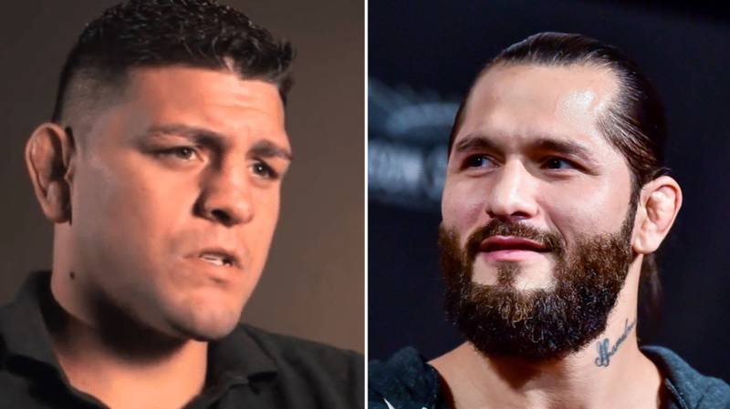 Nick Diaz Officially Calls Out Jorge Masvidal, And Masvidal Accepts