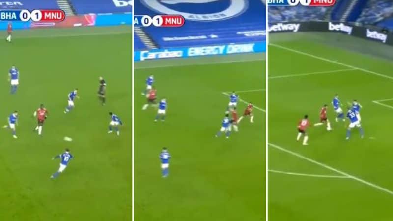 Juan Mata's Goal Against Brighton Was Pure 'Oleball'