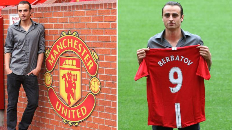 Dimitar Berbatov Was Never Interested In Moving To Manchester City