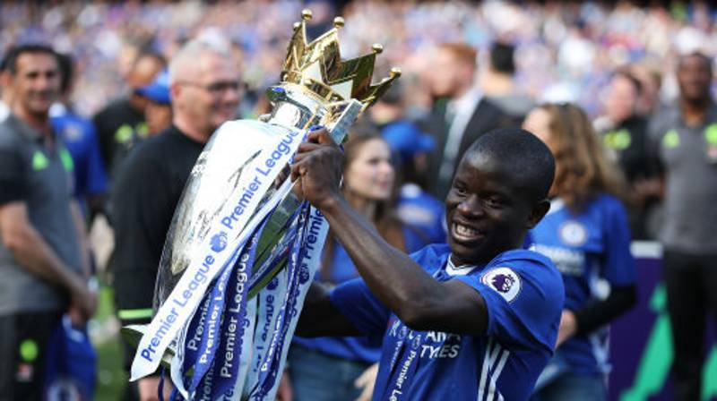 Claude Makelele Has Some Advice From N'Golo Kante