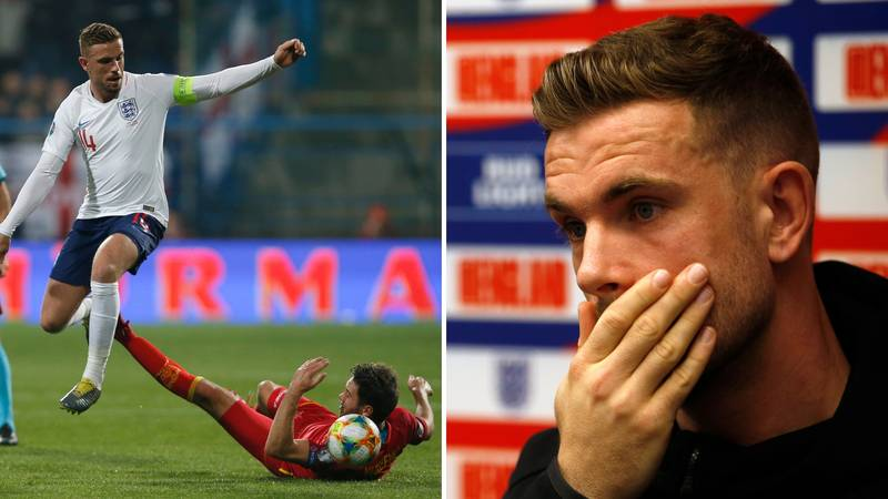 Former Manchester City Player Has Slammed Jordan Henderson As 'Disrespectful'