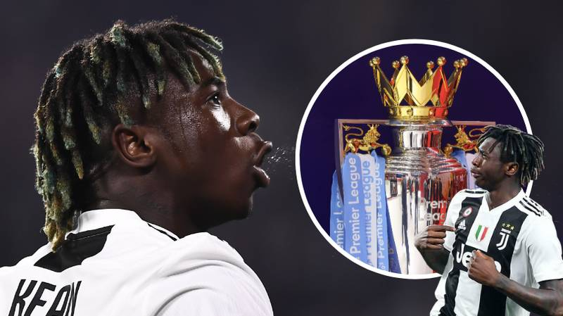 Moise Kean Is Attracting Interest From Premier League Club In Potential €30m Deal