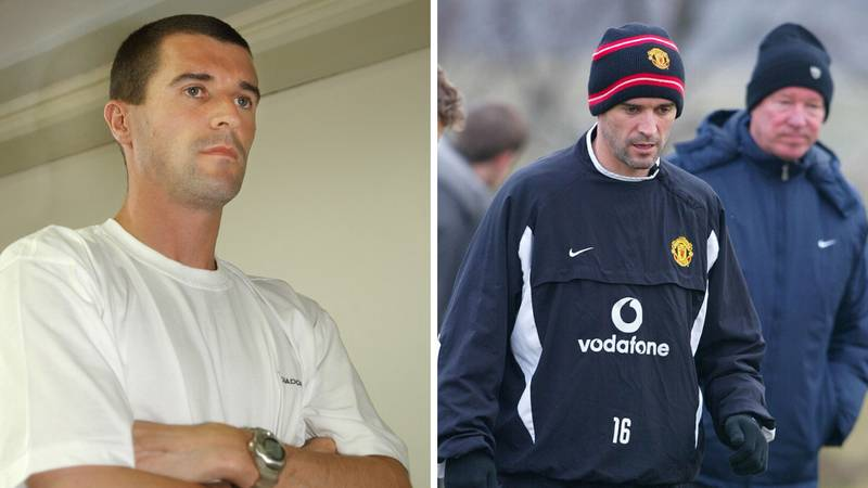 Roy Keane Demanded Manchester United Squad To Follow A Strict Rule For Training Sessions