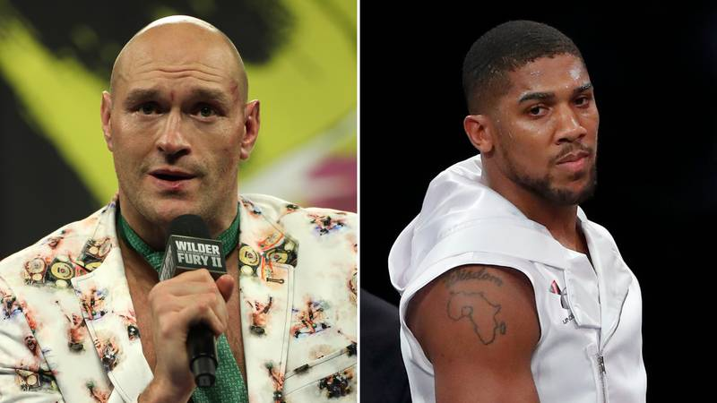 Tyson Fury Explains How Anthony Joshua Nearly KO'd Him In Fascinating Early Meeting