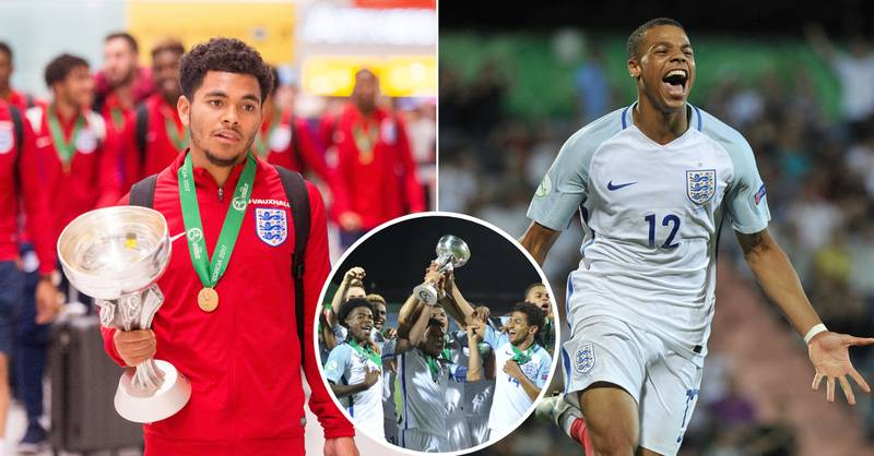 Where Are They Now? England's Euro Under-19 Winners Three Years On