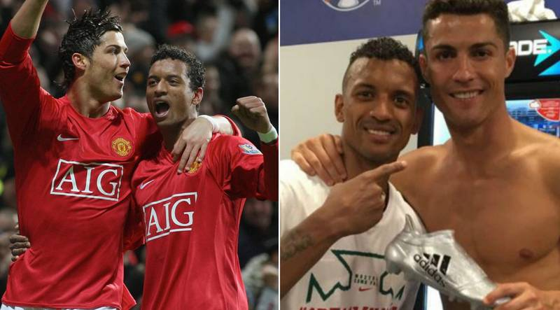 Cristiano Ronaldo Will Probably Join The MLS Says Former Teammate Nani