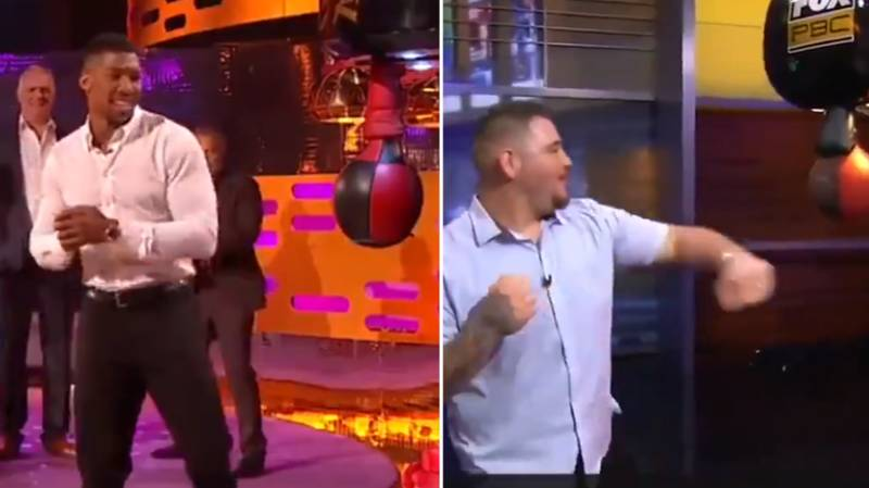 Anthony Joshua's New Opponent Andy Ruiz Jr Hits Harder Than Deontay Wilder