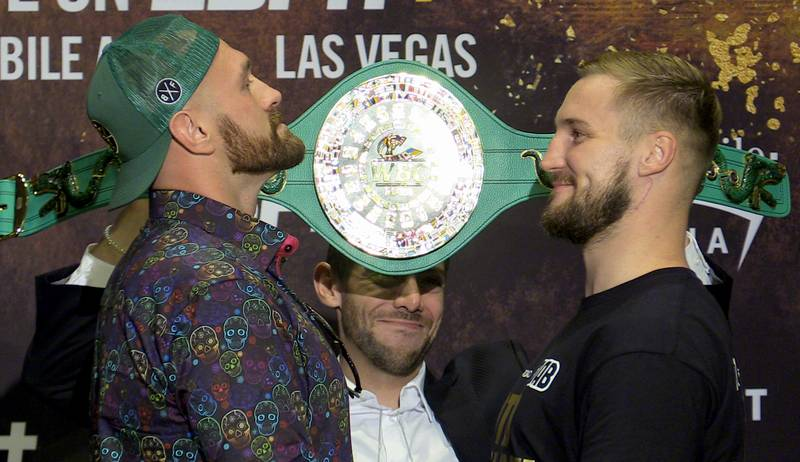 Tyson Fury Vs Otto Wallin: Live Stream And TV Channel For Heavyweight Bout In Las Vegas