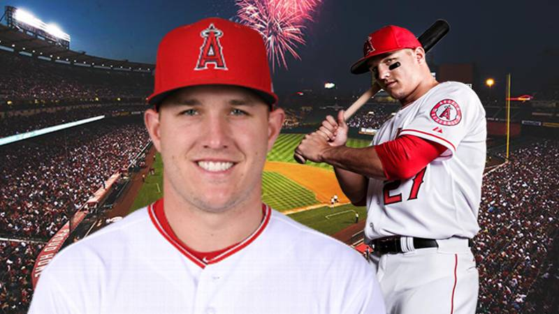 Mike Trout To Sign Record Breaking $430m Deal, The Highest In Sports History