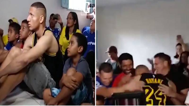 Richarlison's Incredible Reaction To Being Called Up To Brazil's Copa America Squad