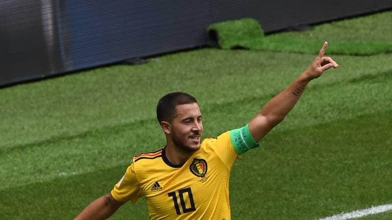 Eden Hazard Has Correctly Predicted Half Of The World Cup