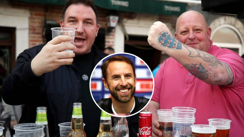 England Fans Will Have 10 A.M. Pub Dates To Watch Matches In 2022 FIFA World Cup