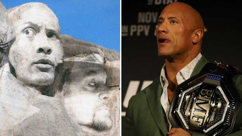WWE Legend Dwayne 'The Rock' Johnson Reveals His 'Mount Rushmore Of Wrestling Greats'