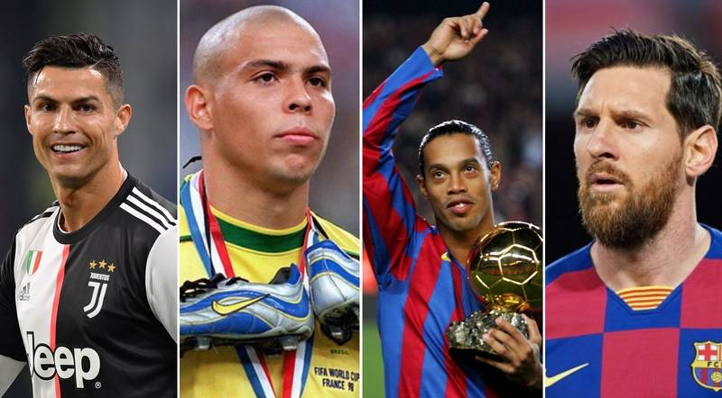 Ronaldo And Ronaldinho Finally Answer GOAT Debate Between Lionel Messi And Cristiano Ronaldo