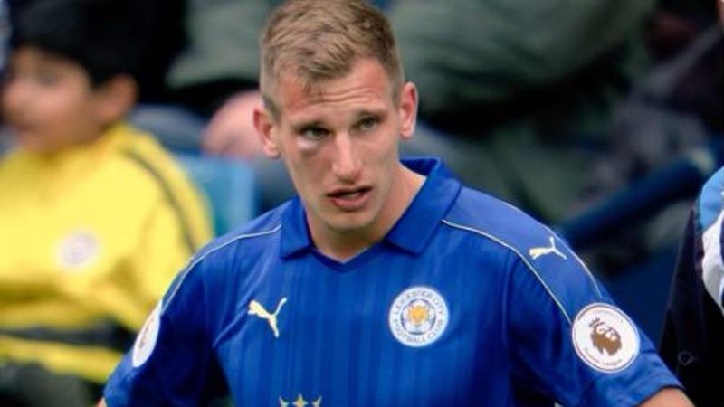 WATCH: Fernandinho Gives Albrighton A Black Eye After Vicious Elbow
