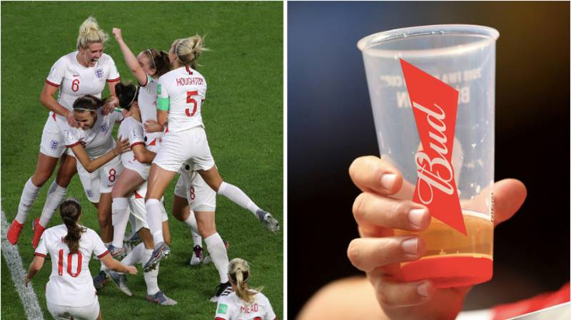 Supermarkets Will Give Out Free Beer If England Beat USA Tonight