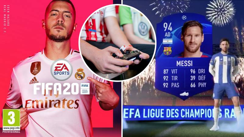 FIFA 20 Publisher EA Hit With Lawsuit Over Ultimate Team Being 'Classed As Gambling'