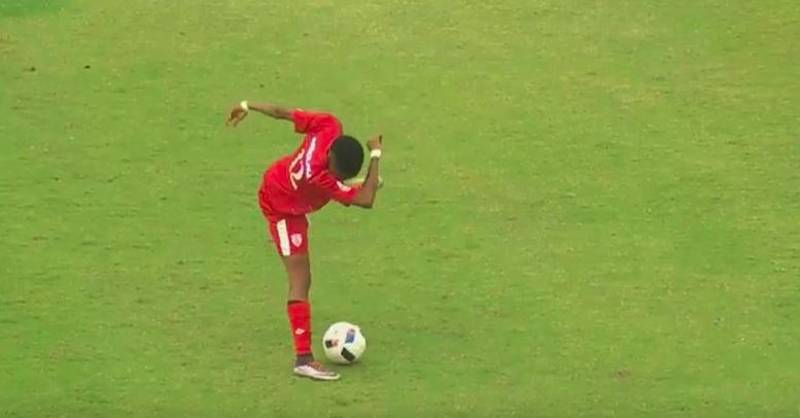 South African Players Stop To Dab Midway Through Game