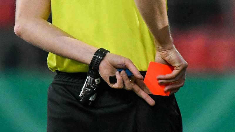 Brazilian Football Match Abandoned After Too Many Players Given Red Cards