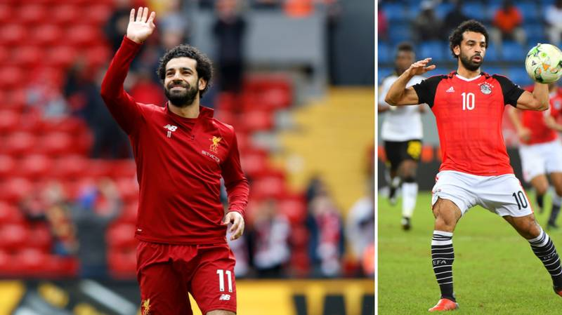 Salah Could Pull Out Of World Cup Over Row With Egypt