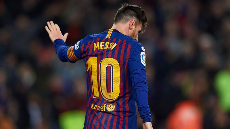 Lionel Messi Averages A Goal And Assist Every 52 Minutes In La Liga This Season