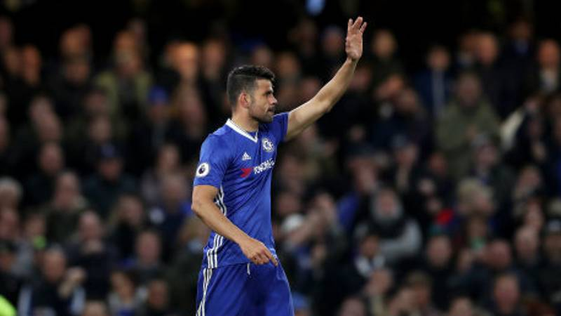 Diego Costa's Farewell Message To Antonio Conte And The Chelsea Fans
