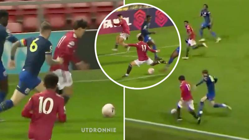 Facundo Pellistri's Highlights Show He Could Be A Real Game-Changer For Manchester United In Future