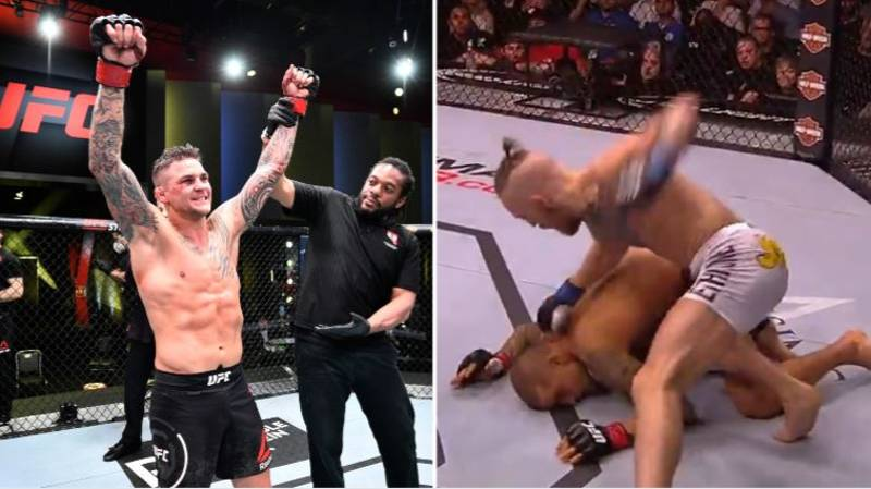 Conor McGregor Reacts To Dustin Poirier Win With Subtle Dig