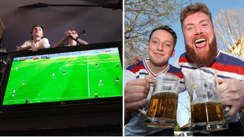 Study Shows It's Cheaper To Watch Football At The Pub Than At Home