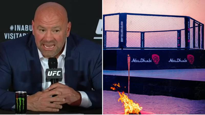 Dana White Names The Next UFC Superstar After 'Fight Island' Heroics