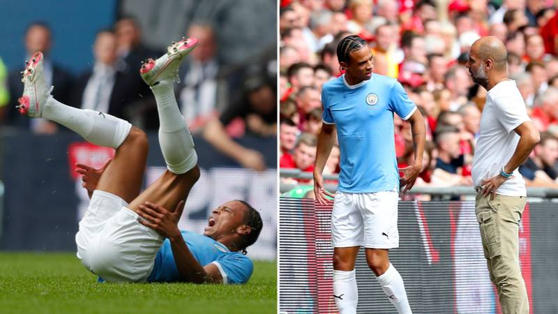 Leroy Sane Ruled Out For 'Several Months' With ACL Injury And Set For Surgery