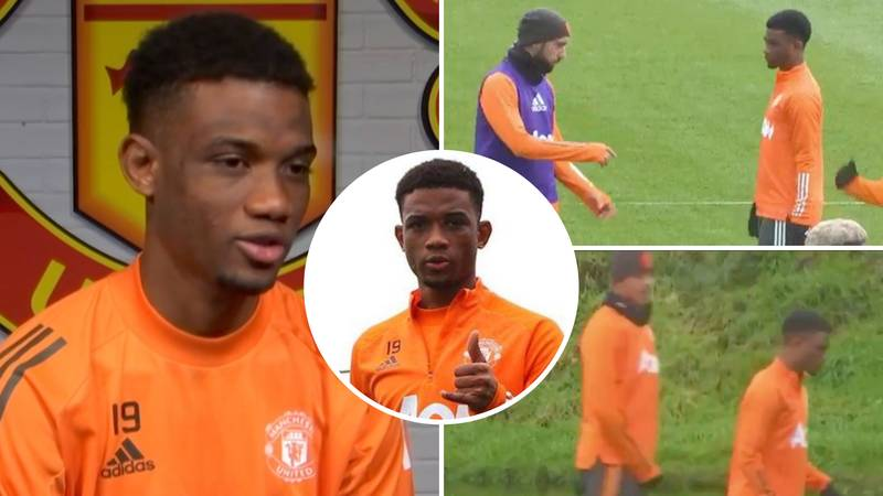Amad Diallo's Early Behaviour At Manchester United Shows Why He Has Made A Big Impression Already