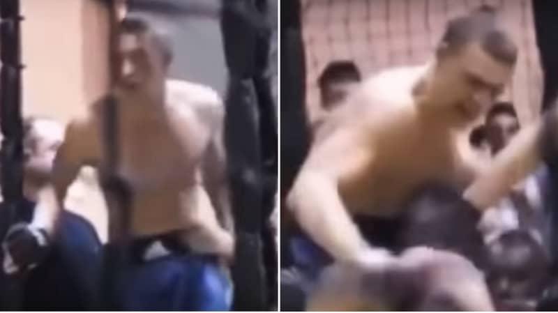 Rare Footage Of Conor McGregor's Destructive Professional MMA Debut