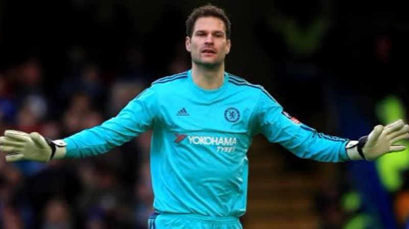 Asmir Begovic Isn't A Fan Of Chelsea's Latest Transfer Target