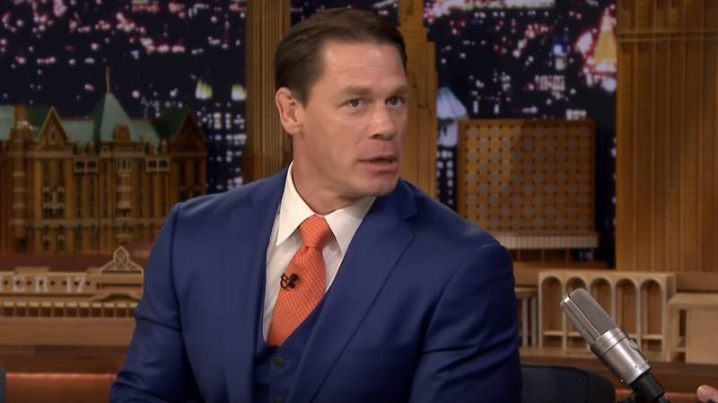 John Cena Explains His New Hair After Being Savagely Trolled For It