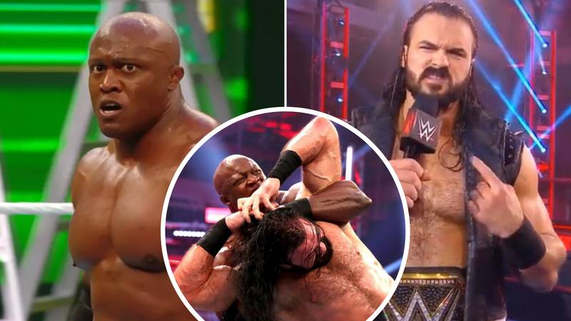 Bobby Lashley Explains What Will Happen If He's Allowed To 'Take The Gloves Off' Against Drew McIntyre