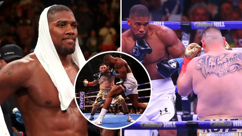 Anthony Joshua Is Adamant That He Will Exploit Andy Ruiz Jr's 'Weaknesses'
