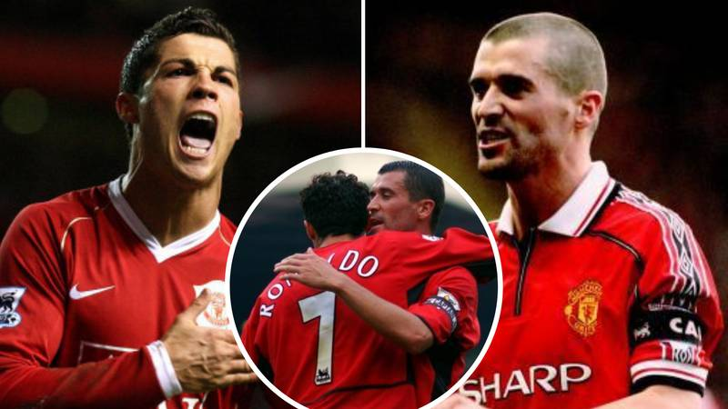 How Roy Keane Helped Cristiano Ronaldo 'Transform Into A World-Class Star' At Man United
