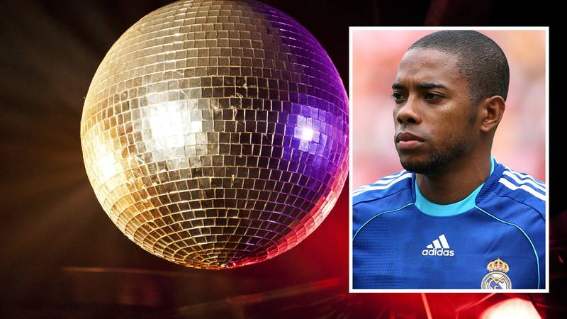 Ex-Madrid Player Reveals Robinho Turned The Basement In His House Into A Mini-Nightclub