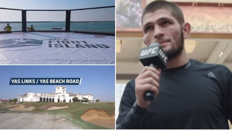 Khabib Nurmagomedov Finally Reacts To UFC 'Fight Island', Messages Dana White