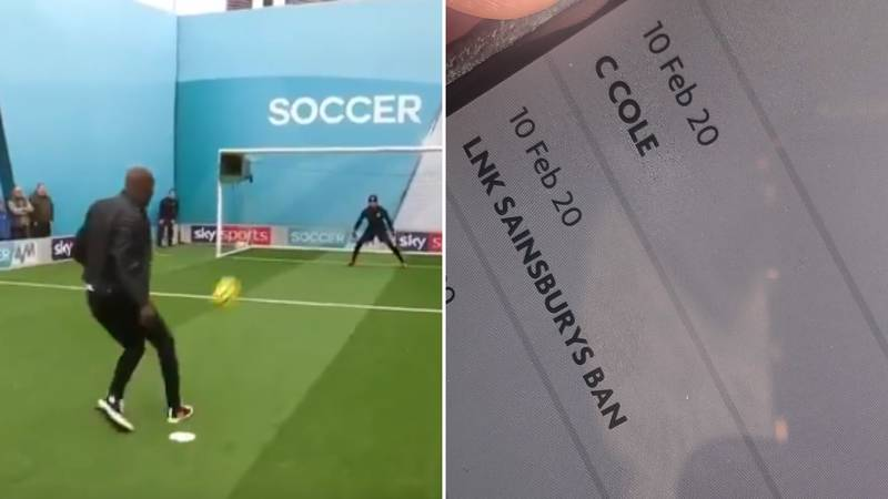 Carlton Cole Sends Fan £400 After His Shocking Soccer AM Performance