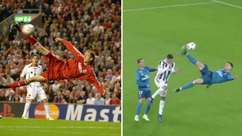 Peter Crouch Leads UEFA Poll For Best Overhead Kick After Pleading For Fan Support