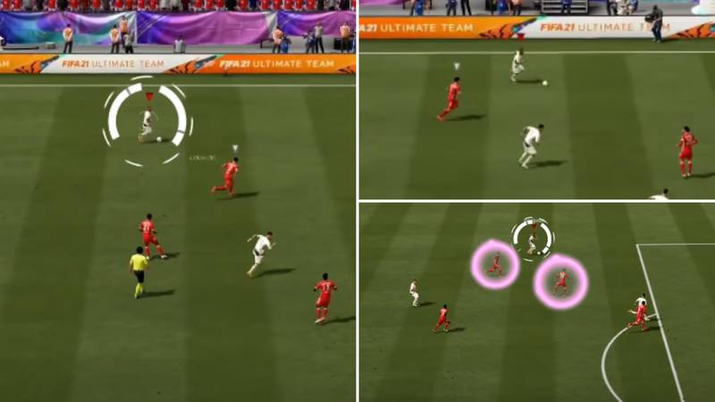 FIFA 21 Speed Boost Glitch Has Been Discovered And It's Incredibly Simple To Do