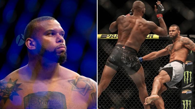 Thiago Santos Fought Jon Jones At UFC 239 With Three Ruptured Knee Ligaments And A Torn Meniscus