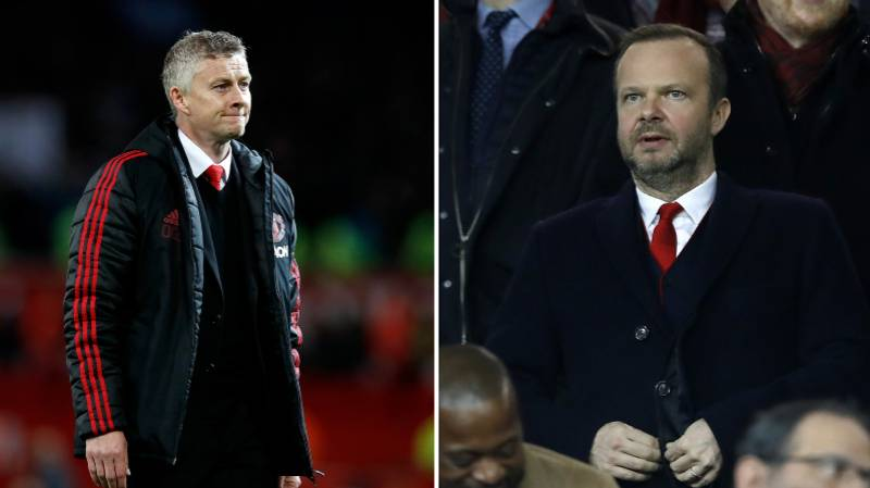 Ole Gunnar Solskjær Hauled In Front Of Ed Woodward After Worrying Leak