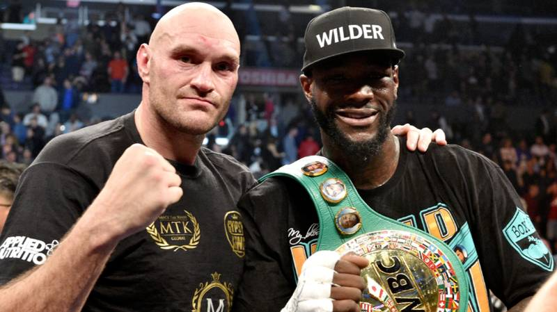 Deontay Wilder And Tyson Fury Rematch 'A Done Deal'