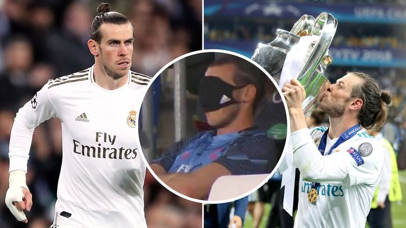 Gareth Bale's Earnings At Real Madrid While Not Playing Have Been Revealed